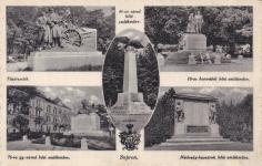Soproni emlékművek