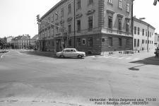 Széchenyi téri részlet 1992-ből