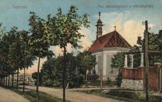 A Szent János - kápolna egykor