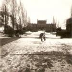 Tél a Deák téren