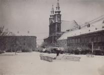 A Széchenyi tét télen a háború előtt