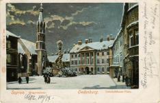 Téli üdvözlet Sopronból