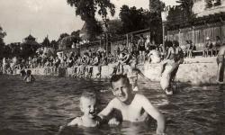 Életkép a Tómalomról 1943-ból