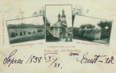Üdvözlet a régi Sopronból