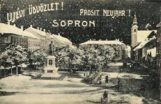 Újévi üdvözlet Sopronból