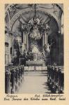 A Szentlélek-templom oltára