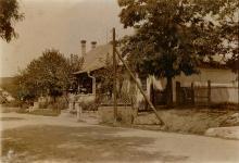 Vámház a Bécsi úton