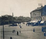 Várkerületi részlet 1916-ból