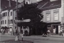 Várkerületi részlet 1962-ből