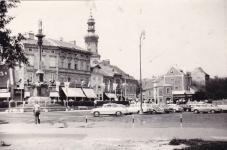 Várkerületi részlet a Soproni Ünnepi Hetek idején