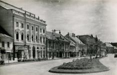 Várkerületi részlet 1944-ből