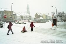 Várkerületi tél 1999-ben