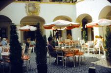 Vendéglátóhely az Eggenberg-házban