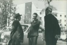 Veres Péter Sopronban 1968-ban