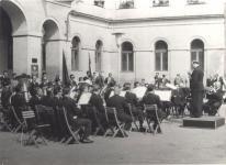 Zenekar a Fő téren