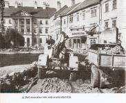 A Fő tér rekonstrukciója