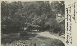 A Szent József-intézet kertje