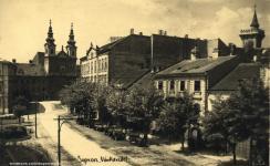 Várkerület a '30-as években