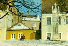 Lénárt-kereszt télen