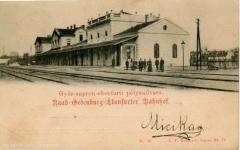 A Győri vasút állomása