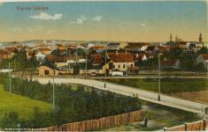 Látkép 1910 körül