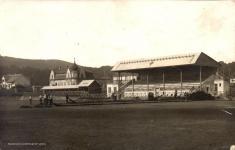 Az egykori S.V.S.E. sportpálya
