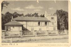 Az Országos Polgári Iskolai Egyesület Diákszállója és Üdülőháza