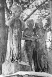 A sopronbánfalvi Kálvária részlete