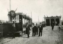Az ünnepélyes megnyitás 1900. április 30-án