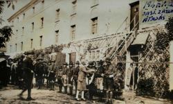 1927.05.22. Cserkész őrsi zászlóátadás
