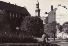 A Bástya tér egykor