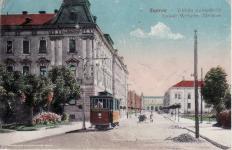 Az egykori Vilmos császár út