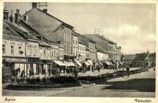 A Várkerület a második világháború előtt