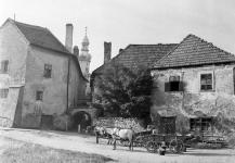 A Festőköz 1944-ben