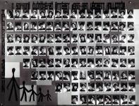A soproni Óvónőképző Intézet 1965-ben végzett hallgatói