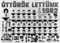 Lackner Kristóf Általános Iskola - Úttörők lettünk 1982
