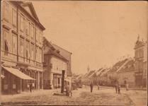 A Várkerületi életkép 1890 körül