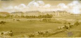 Az egykori Jezsuita-kert környéke