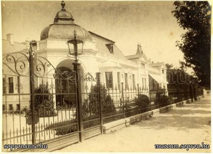 Az egykori Flandorffer-villa