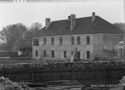 Az egykori Zita Otthon