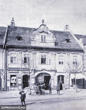 A Siess-ház