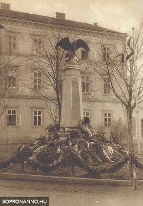 A Lord Rothermere-emlékmű