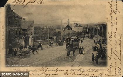A Kossuth Lajos utca