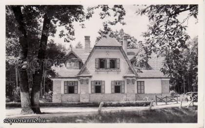 A Hatvan Ferenc Turistaház második épülete