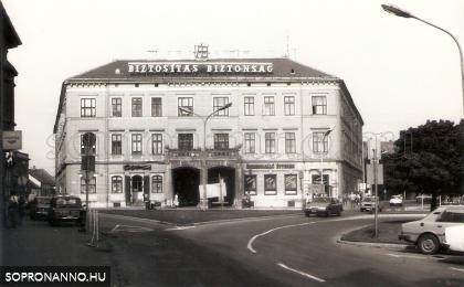 Az Újhelyi-ház 1987-ben