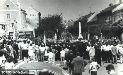 Dalostalálkozó 1963-ban