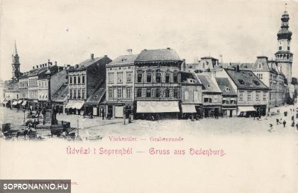 Üdvözlet Sopronból!
