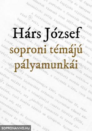 Hárs József pályamunkái