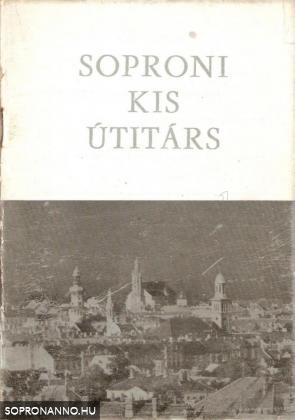 Soproni kis útitárs 1967