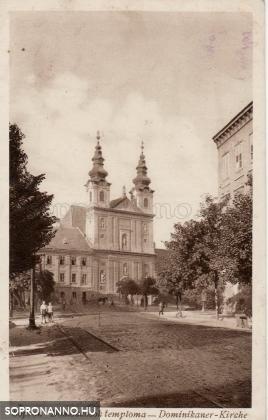 Domonkos-templom